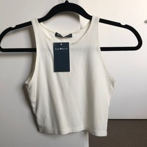 NWT BRANDY MELVILLE TANK CROPPED